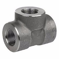 carbon steel ASME b16.5 b36.1 ANSI tee pipe fitting