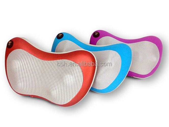 MIni Neck and Back Kneading Massage Cushion Pillow