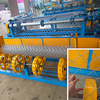 4m chain link fence machine price