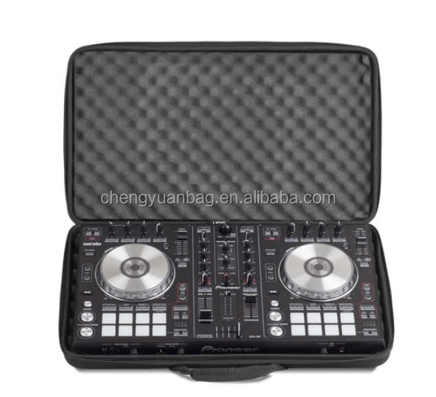 mini bluetooth dj eva speaker box case ,outdoor portable speaker bag/speaker