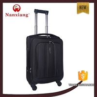 4 spinner wheels low price travelling soft luggage sets