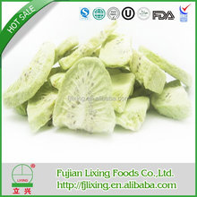 Customized new arrival frozen food dried kiwi fruit slice