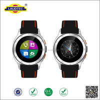 2015 Low Price Fasion Bluetooth S7 Smart Watch with SIM Card Anti-water Camera for Android Smart Phone