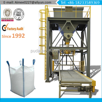 big bags automatic screw filling and sealing machine for flour