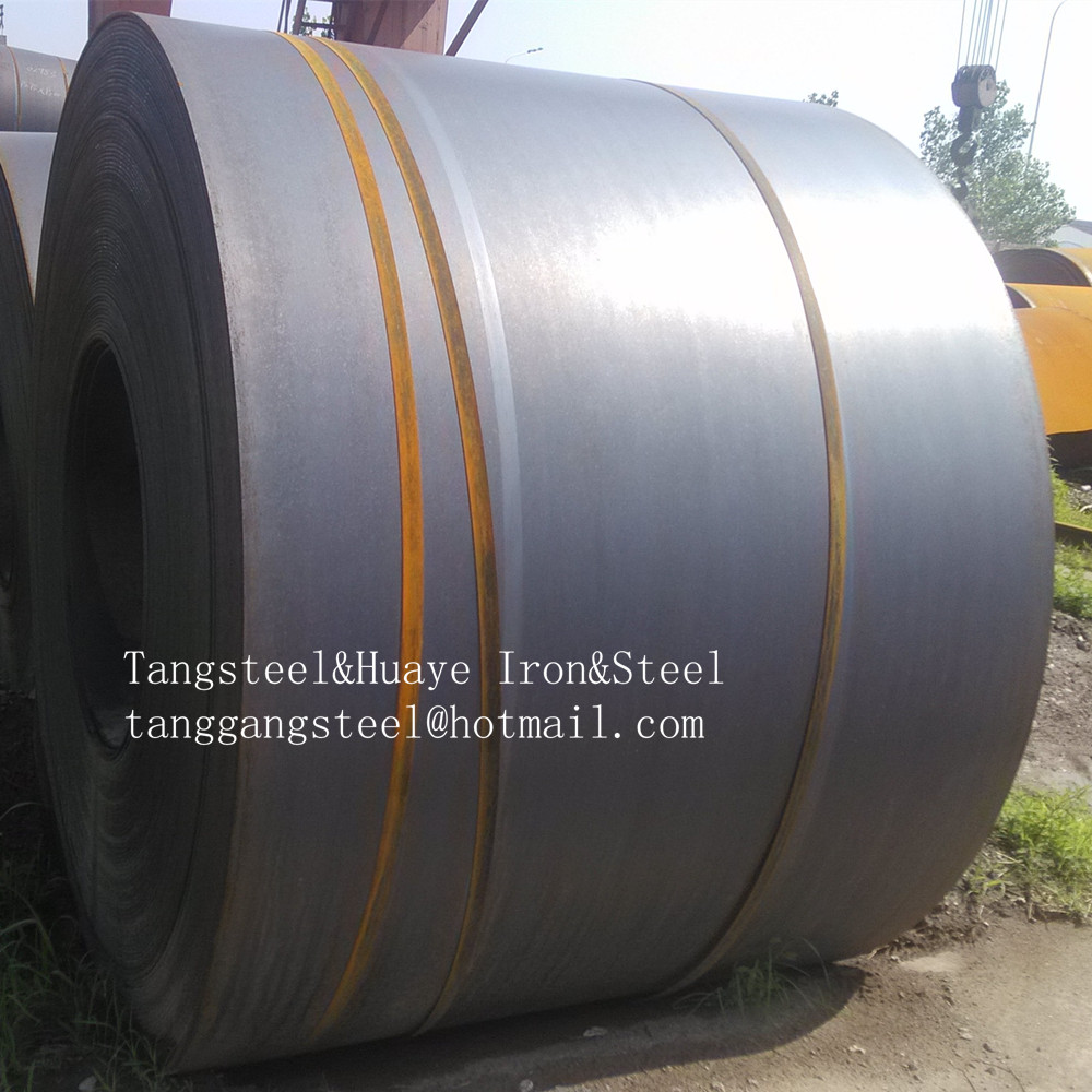 HR coil HRC prime hot rolled steel sheet in coils hot rolled steel coil