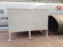 304/316 square and cylindrical stainless steel tank