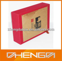 High Quality Customized Made-in-China rectangular tea tin box(ZDW12-T071)