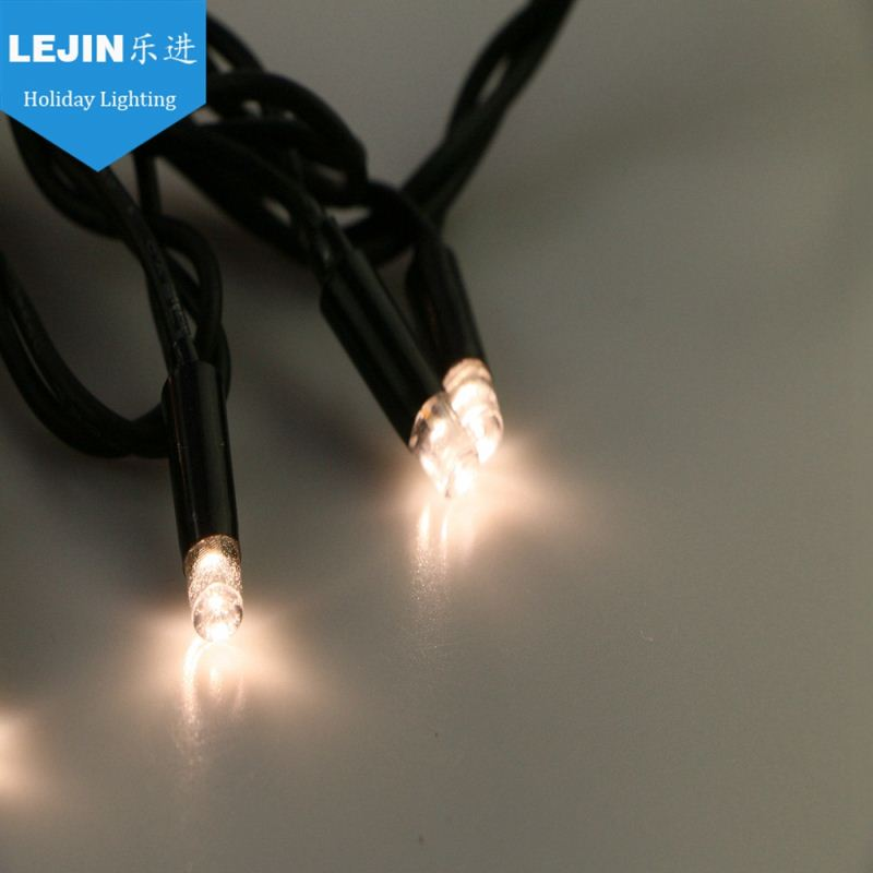 Warm white IP65 christmas led holiday light