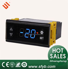 digital fridge freezer thermometer with sensor and probe temperature controller SF-401