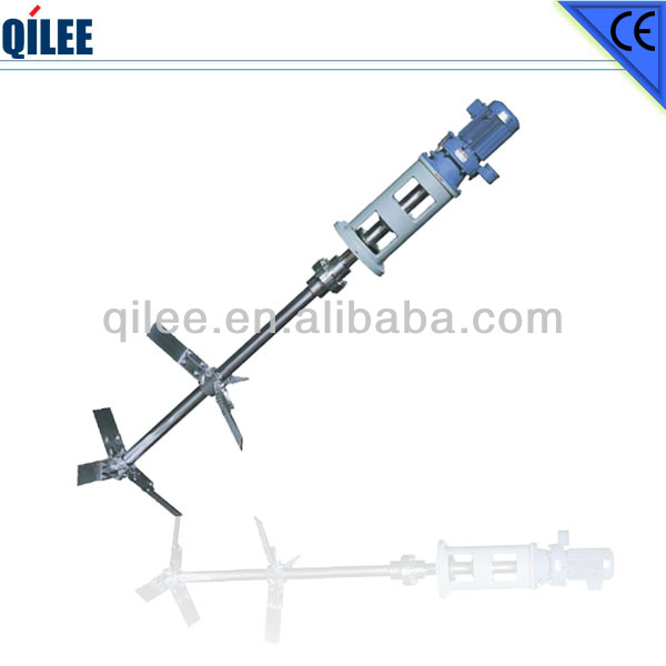 Paddle Type Liquid Mixer Agitator
