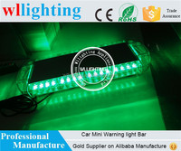 Safety Emergency Vehicles Flash Lamp Green Led Warning Strobe Light