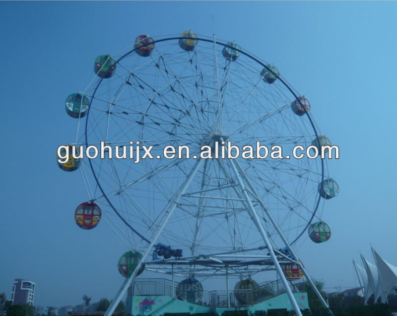 hot games ferris wheel of theme park rides for sale