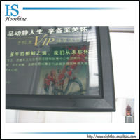 A1,A2,A3,A4 size,SMD led aluminum snap slim light box for indoor