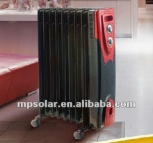 2012 new design mobile oil heater