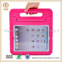 SGS Rohs approved rubberized case cover for ipad/for ipad rubberized design case