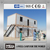 Qatar Project Two Floor Prefabricated Container House for Office