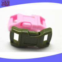 China colored Plastic buckles,bag buckle plastic,plastic clip for bag wholesale