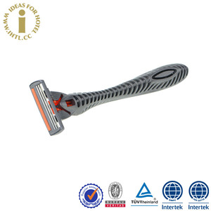 Good Quality 3 Blade Disposable Straight Shaving Razor