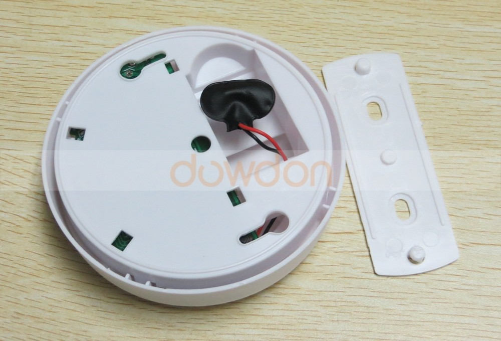 Home Security System for Home Kitchen Photoelectric Smoke Alarm Fire Smoke Detector