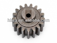 customized small pinion differential gear