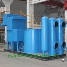 High quality Carbon steel material water purifier without electricity for factory use