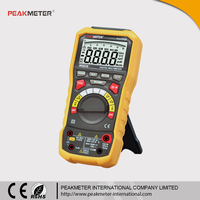 China USB Interface / Bargraph 6000 Counts True RMS Professional Automotive Digital Multimeter