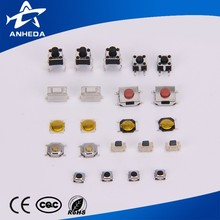 Tactile Push Button Switch Micro Momentary Tact Assortment