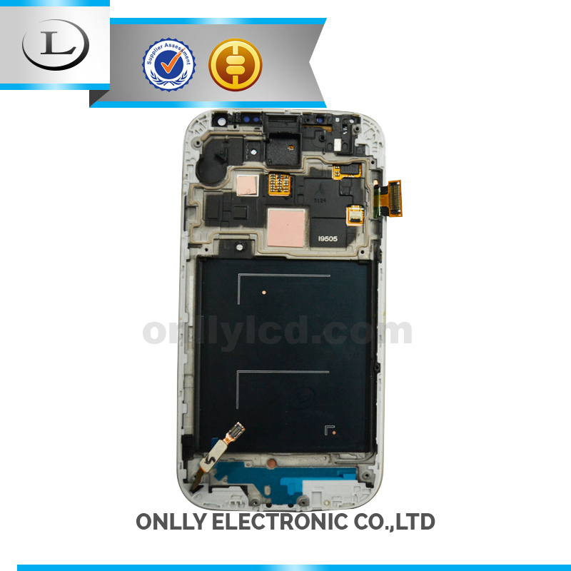 top quality for samsung galaxy s4 gt i9500 lcd touch screen