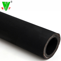 Smooth Surface Wire Braid Hydraulic Rubber Hose SAE R2