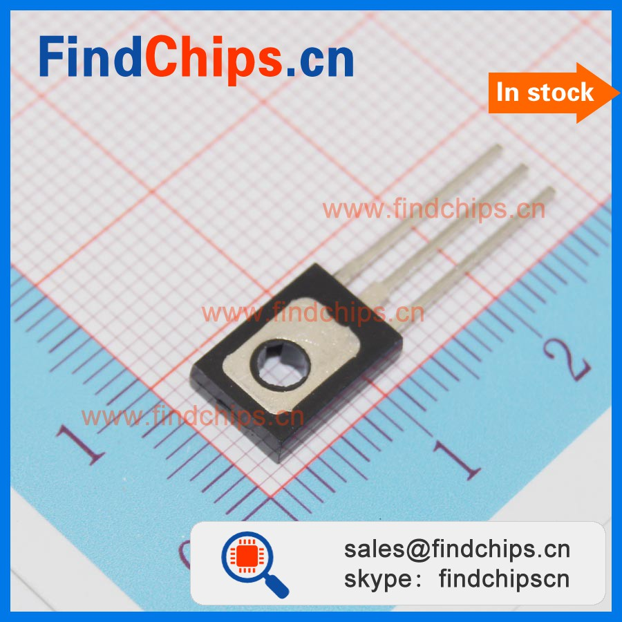 (IC chip) B772 160-320 TO-126