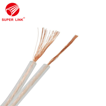 All kind of colored Video Cables and copper wire Speaker cable price from Shenzhen electric cable factory