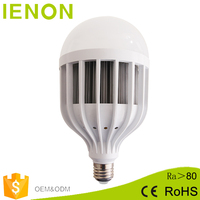 cheap wholesale CE ROHS approved energy saving 3000 lumen led bulb cob 18w 24w 36w 50w e27 led light bulb