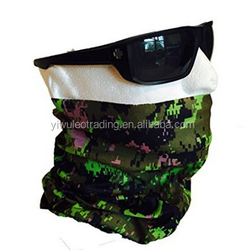 Camo Tactical Tube Jungle Digital Camouflage Bandana Military Multifunction Face Mask Ski Balaclava Snowboard Moto X