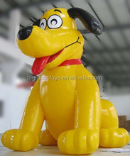 inflatable giant dog for event advertising sale / inflatable promotion dog model