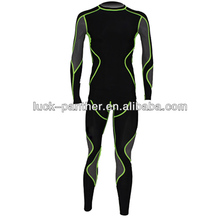 Unisex Wholesale Athletic Compression dyr fit Lycra Sportswear Suit