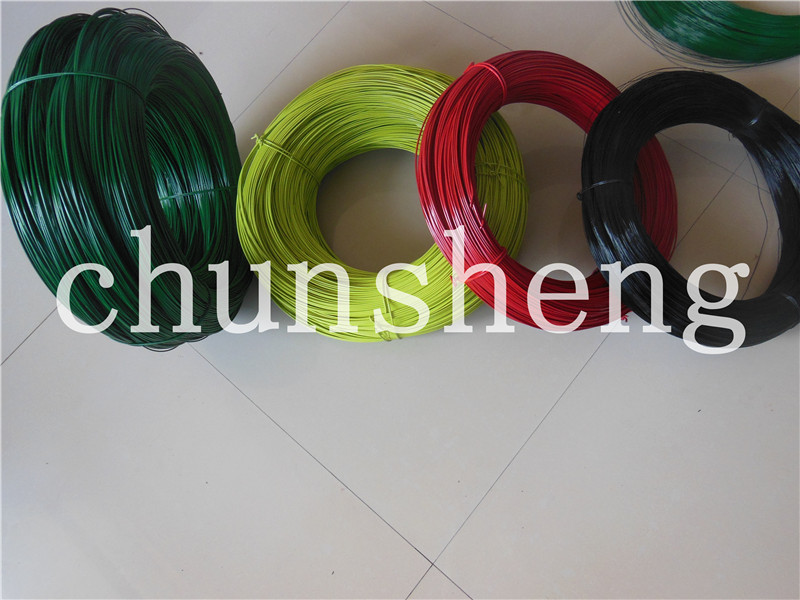 China Pet coated wire hanger