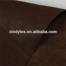 soft and worm real lambskin leather fabric