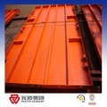 Q235/Q345 painted steel formwork for concrete floors made in China