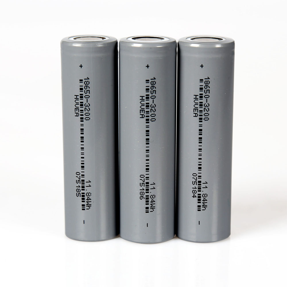 Hot sale 3.7v 18650 3200mah high capacity li ion battery cell