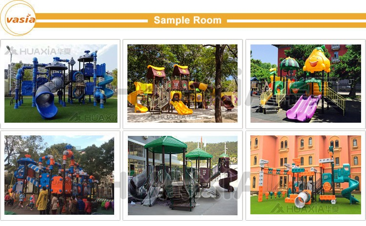 China Reliable Supplier CE Certificate Large Children Outdoor Playground Equipment for Preschool Vasia