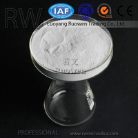 High Purity Densified And Undensified Micro Silica fume Factory Price from China Supplier
