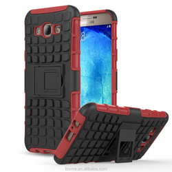 Heavy Duty Rugged Armor With Kickstand Protective Case For Samsung Galaxy A8
