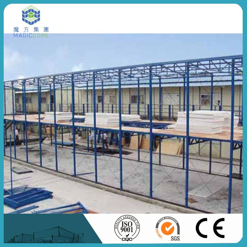 light steel frame sandwich panel nice china cheap prefab house modular prefab home plans mobile temporary movable house