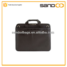 "16"" lightweight Leather Laptop Case"