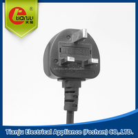 3 pins A/C POWER PLUG for UK standard
