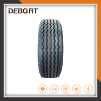 Tyres made in china, Debort tires for trucks 385/65r22.5