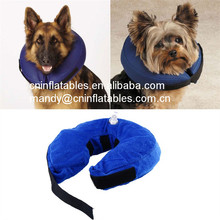 2017 Hot Sale PVC Inflatable Dog Collar for <strong>Pets</strong>