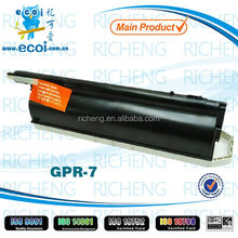 High quality tonner cartridge compatible for GPR-7/ 105 printer