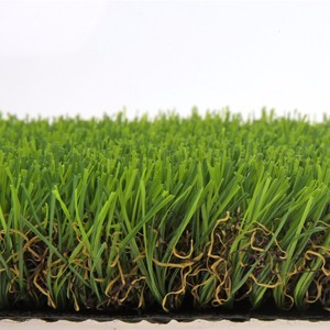 Anti-UV new design synthetic artificial lawn grass used for decoration