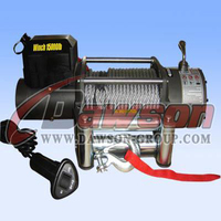 15000lb China 4x4 12V Electric Winch